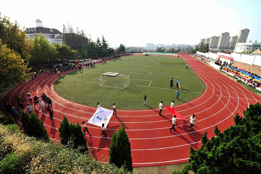 Baishan School Autumn Sports Competition (School Year of 2017-2018)